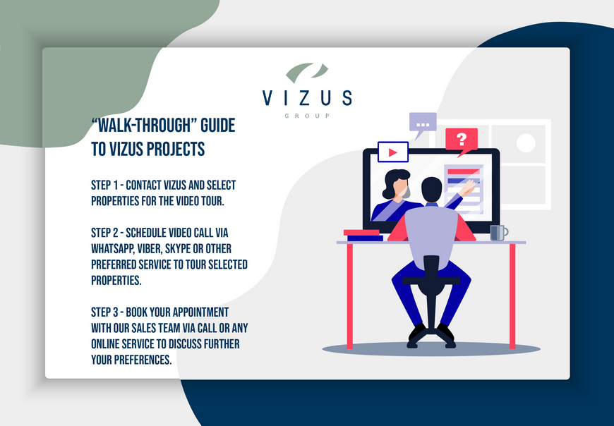 Virtual tour to Vizus Projects
