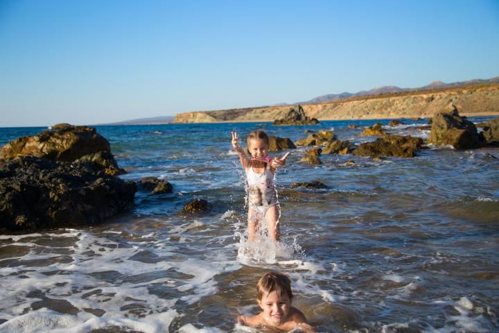 Cyprus is in the top 5 countries in Europe with the cleanest bathing waters
