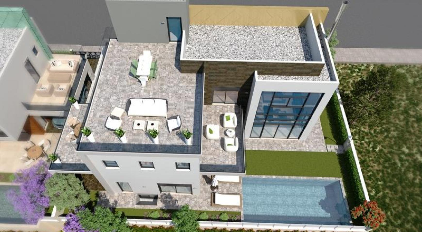 New Modern Spacious 5 Bedroom Villa near the Sea - 4