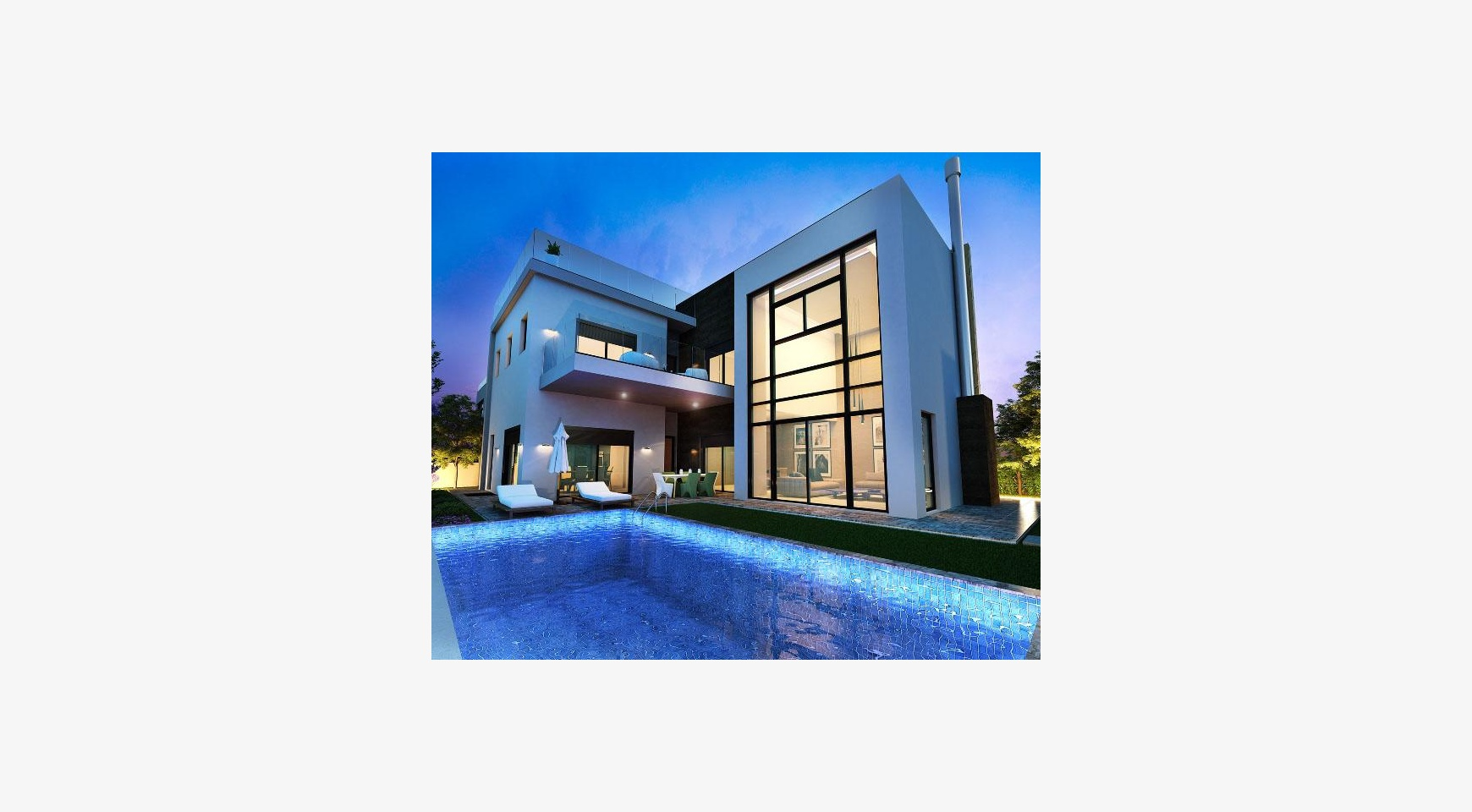 New Modern Spacious 5 Bedroom Villa near the Sea - 1