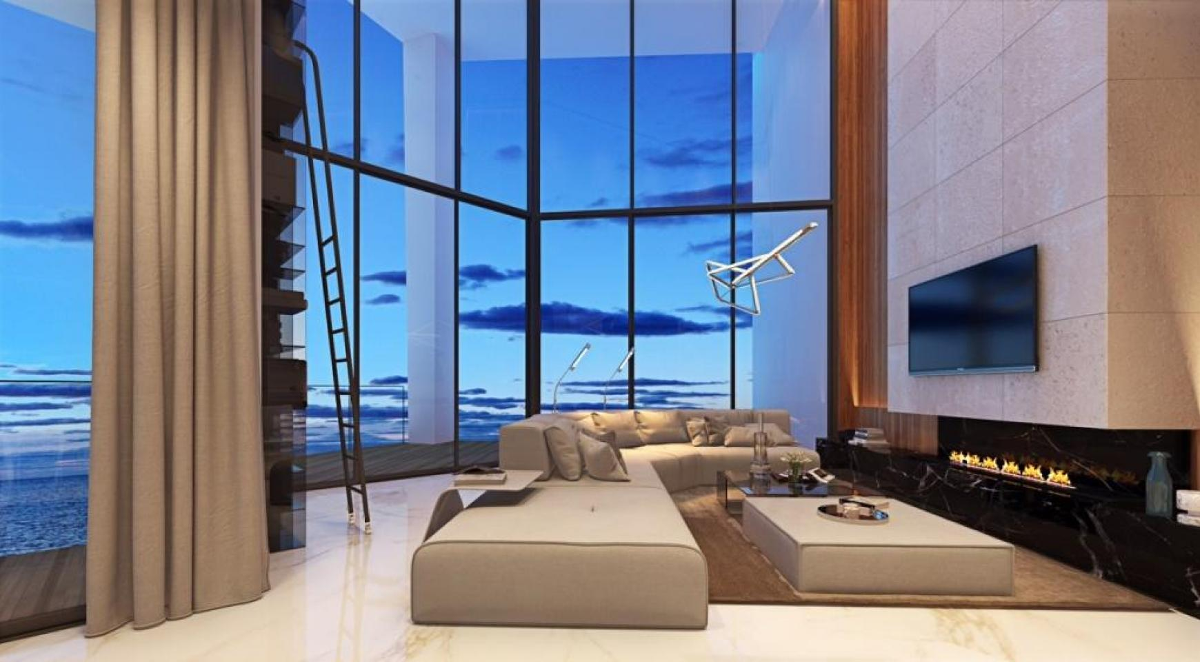 Sky Tower. New Luxury 2 Bedroom Apartment 303 near the Sea - 24