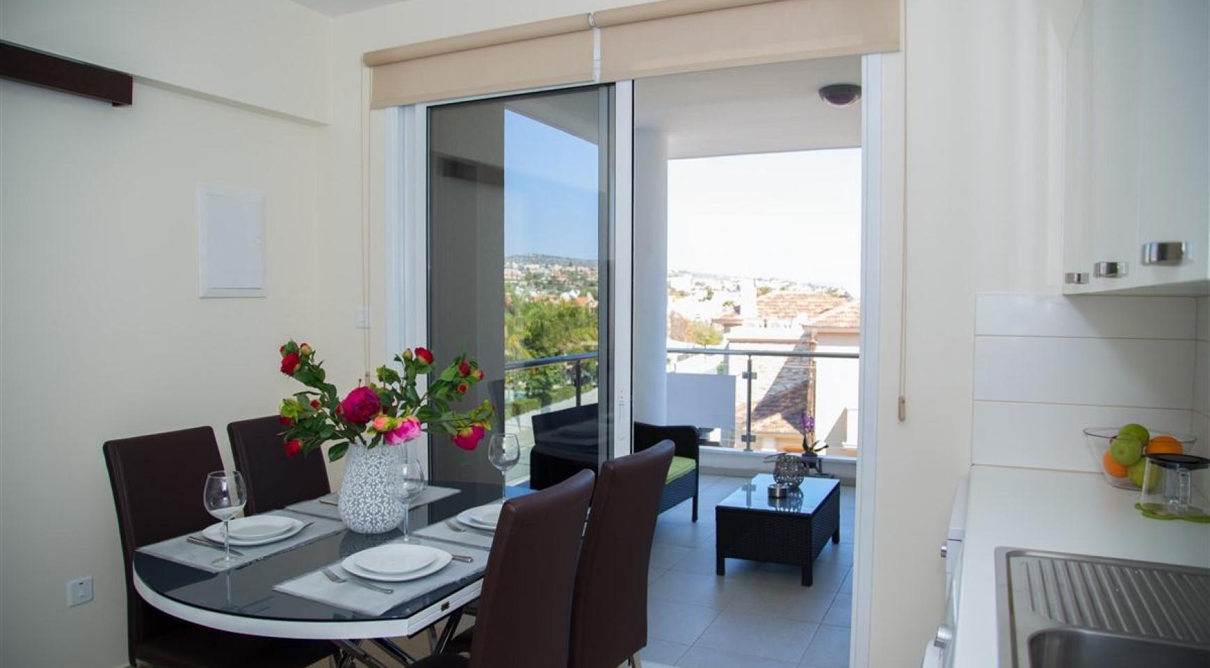 Μοντέρνο διαμέρισμα 2 υπνοδωματίων στην περιοχή Ποταμός Γερμασόγειας - 9