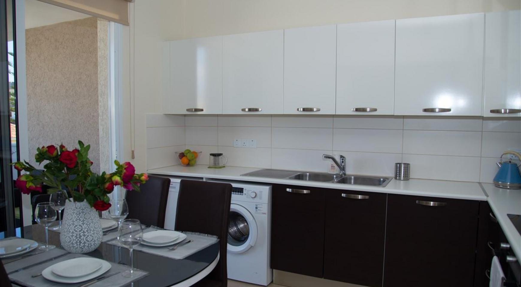 Μοντέρνο διαμέρισμα 2 υπνοδωματίων στην περιοχή Ποταμός Γερμασόγειας - 5