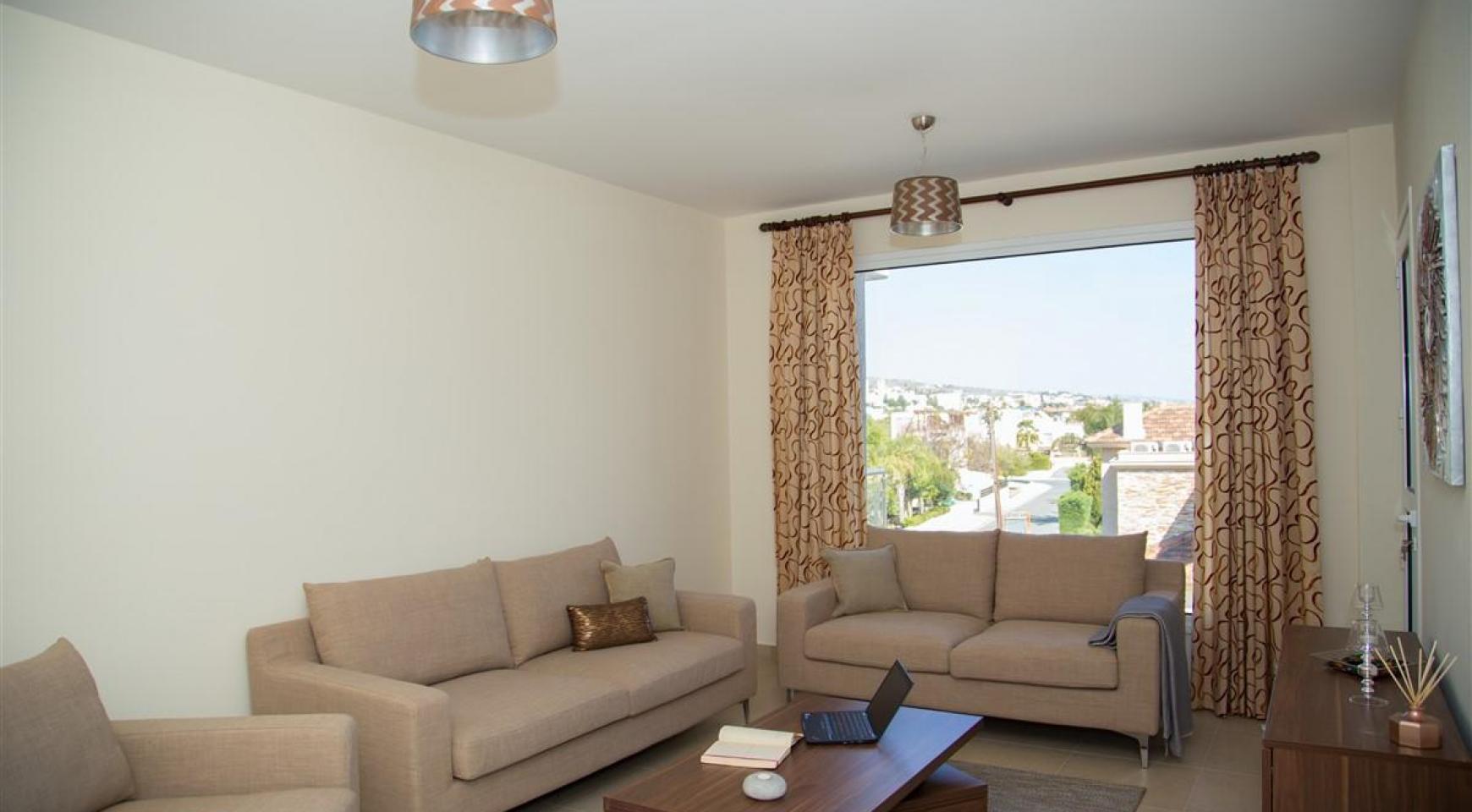 Μοντέρνο διαμέρισμα 2 υπνοδωματίων στην περιοχή Ποταμός Γερμασόγειας - 2