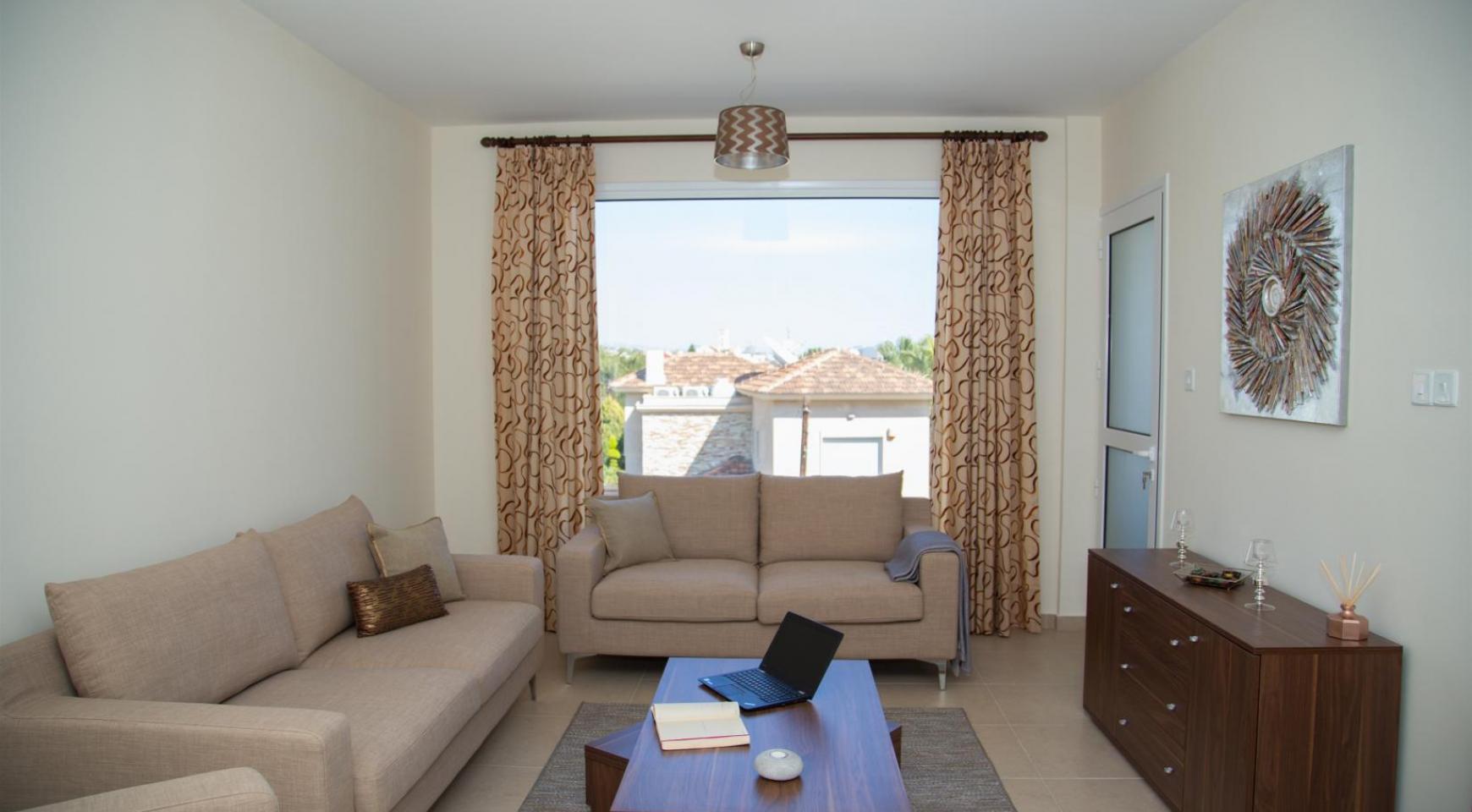 Μοντέρνο διαμέρισμα 2 υπνοδωματίων στην περιοχή Ποταμός Γερμασόγειας - 1