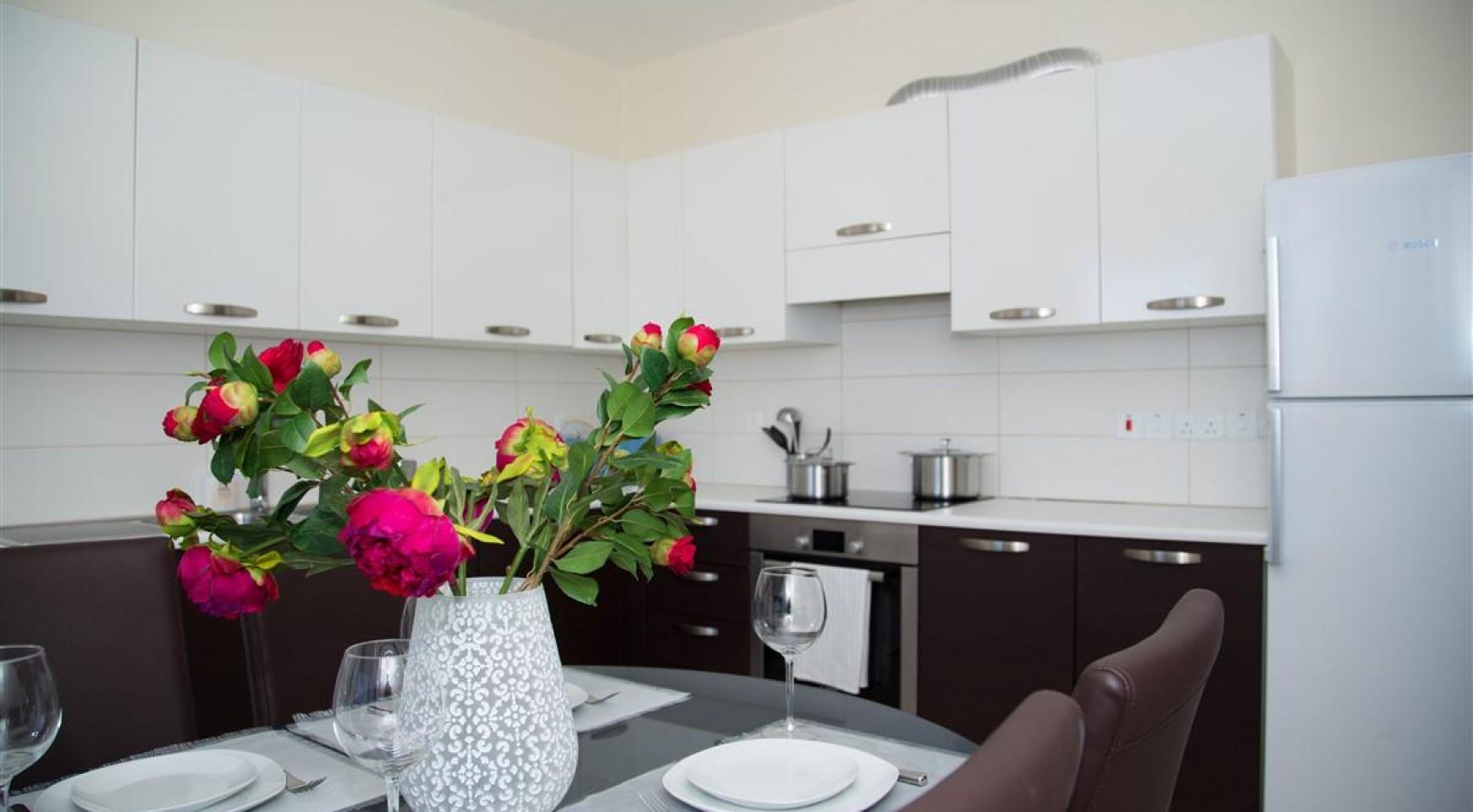 Μοντέρνο διαμέρισμα 2 υπνοδωματίων στην περιοχή Ποταμός Γερμασόγειας - 6
