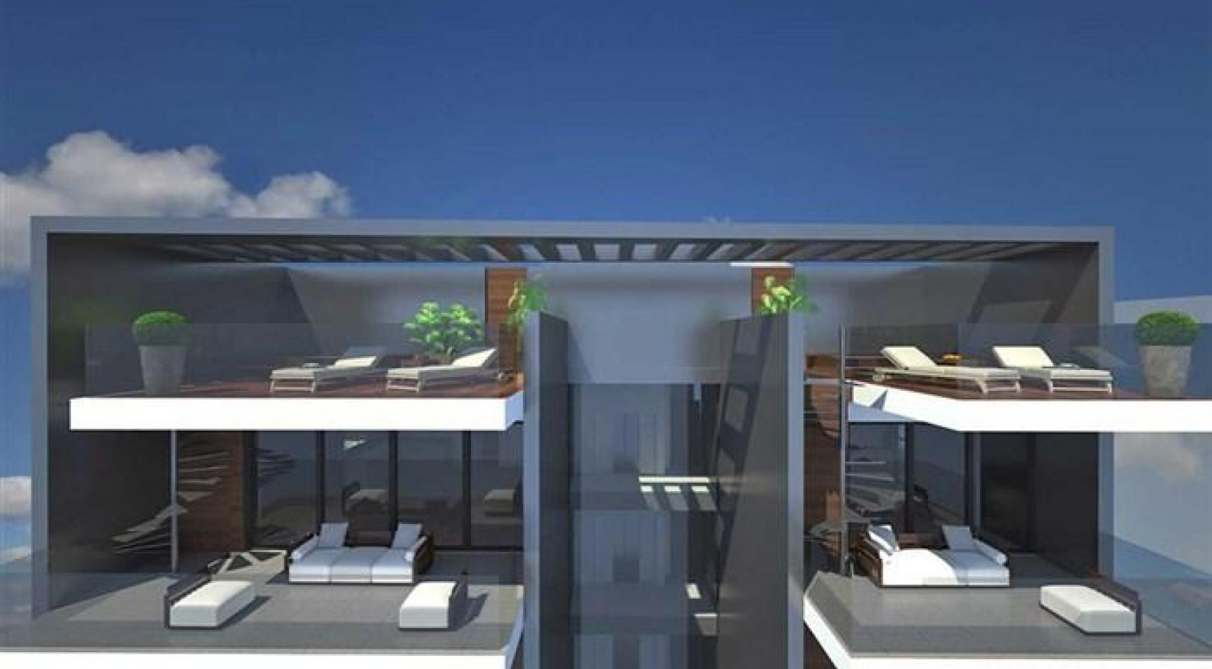 Modern One Bedroom Apartment near the Sea - 3
