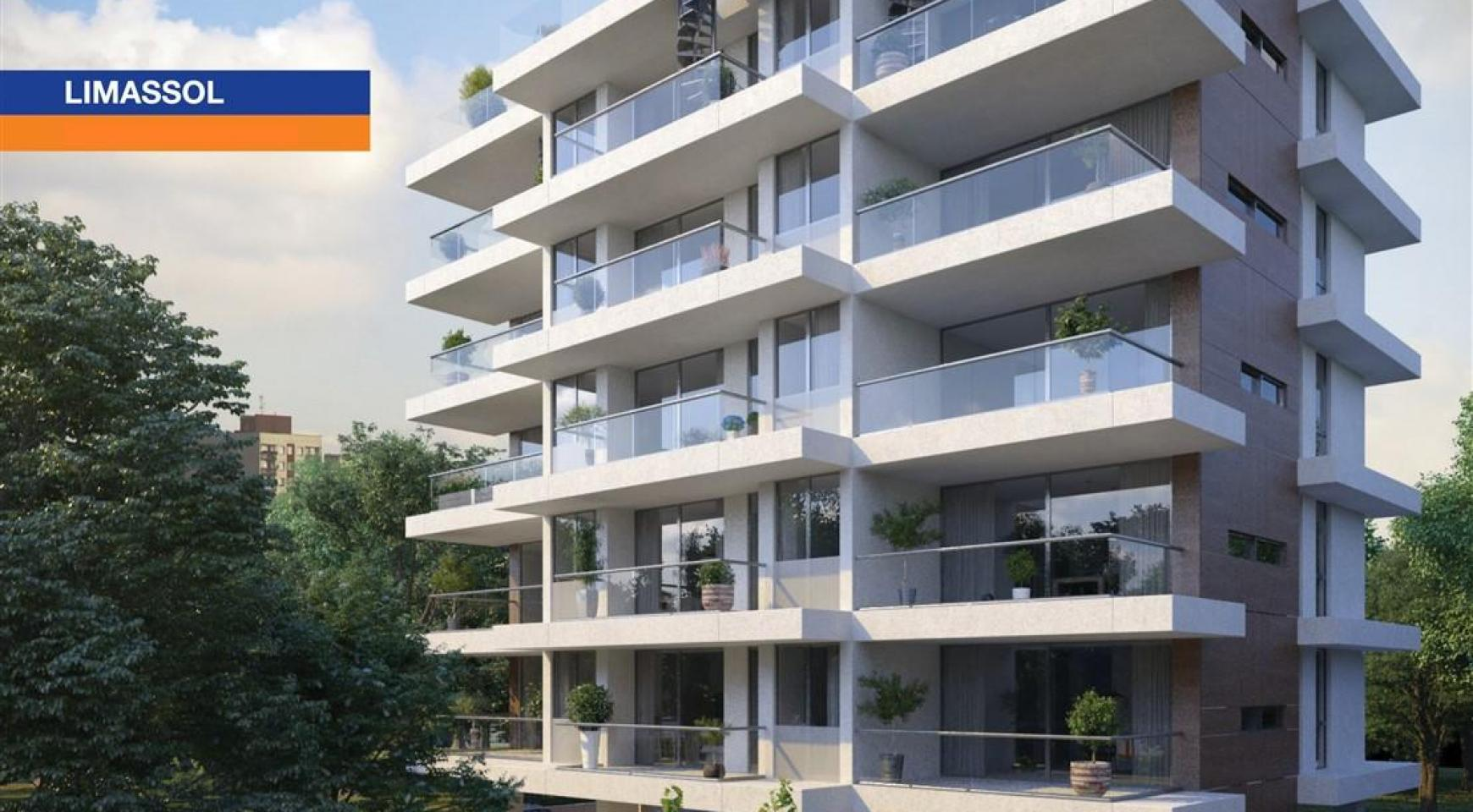 New 2 Bedroom Apartment in Neapolis Area - 1