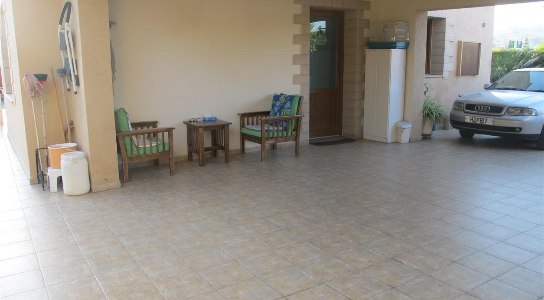 Spacious 5 Bedroom Villa in Potamos Germasogeia - 9