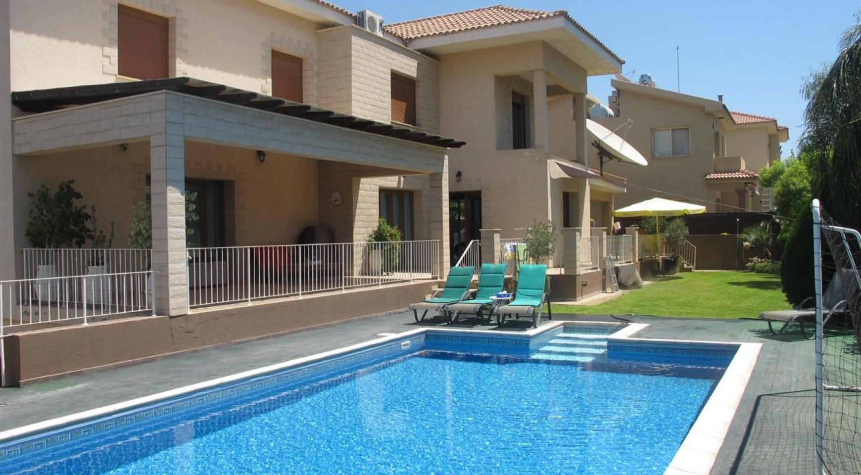 Spacious 5 Bedroom Villa in Potamos Germasogeia - 2