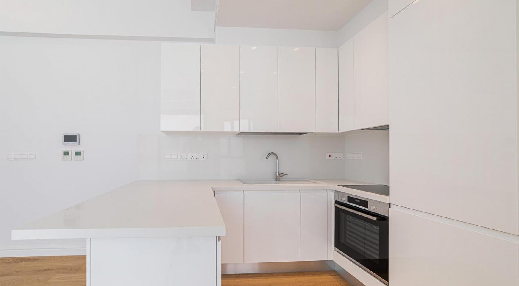 Malibu Residence. Modern One Bedroom Apartment 101 in Potamos Germasogeia - 27