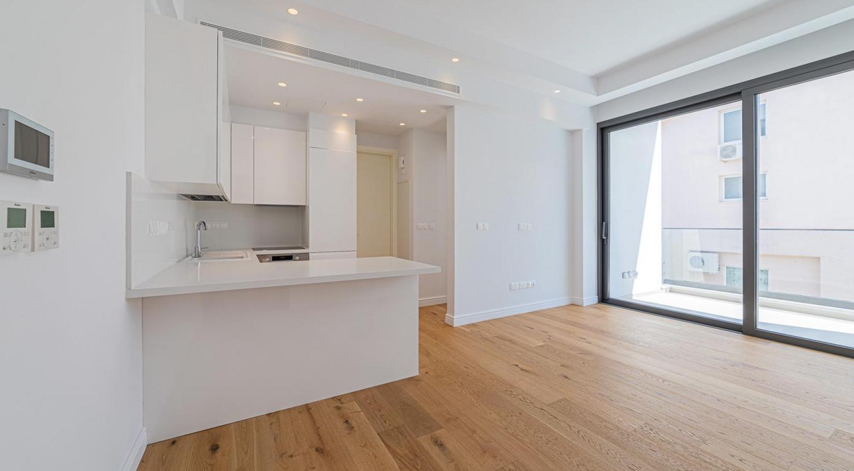 Malibu Residence. Modern One Bedroom Apartment 101 in Potamos Germasogeia - 23