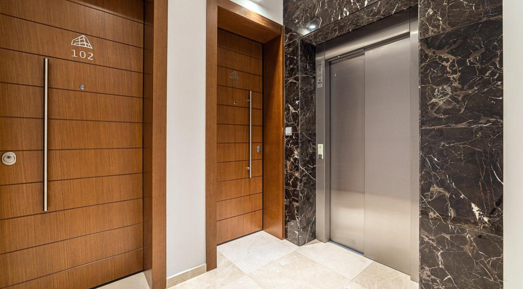Malibu Residence. Modern One Bedroom Apartment 101 in Potamos Germasogeia - 18