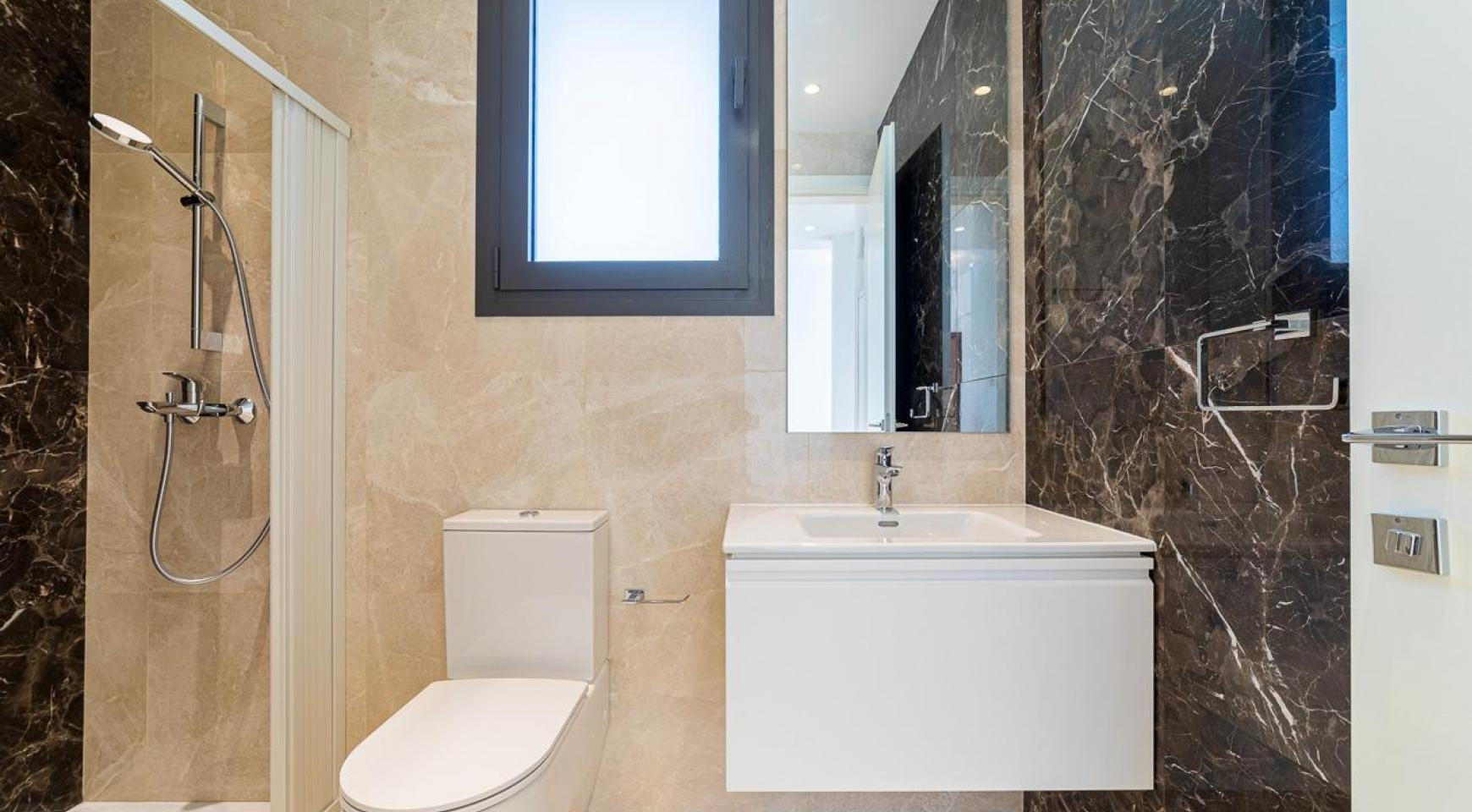 Malibu Residence. Modern One Bedroom Apartment 101 in Potamos Germasogeia - 42