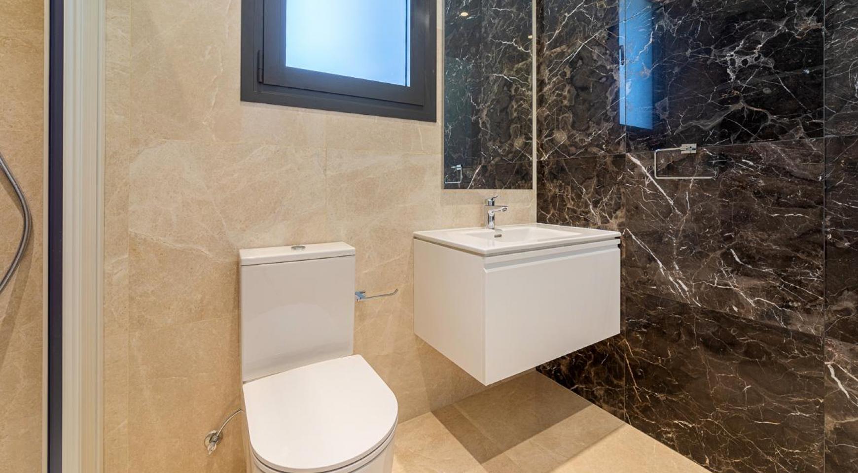 Malibu Residence. Modern One Bedroom Apartment 101 in Potamos Germasogeia - 46