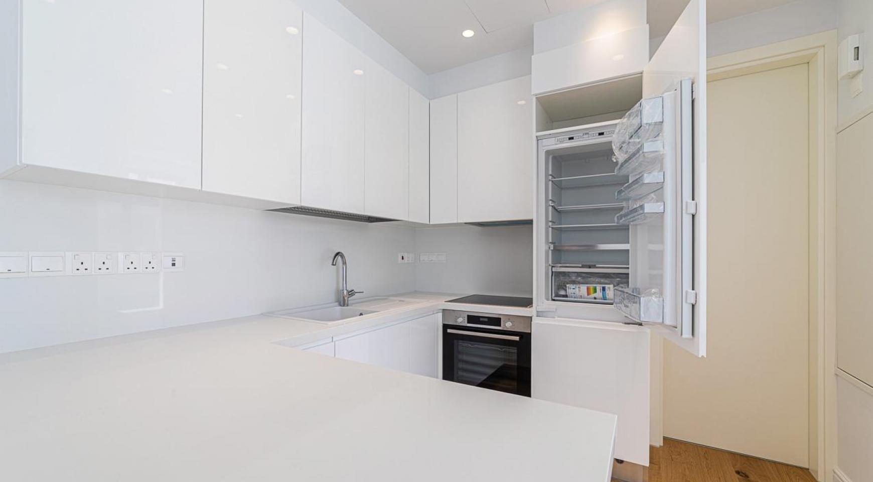 Malibu Residence. Modern One Bedroom Apartment 101 in Potamos Germasogeia - 31