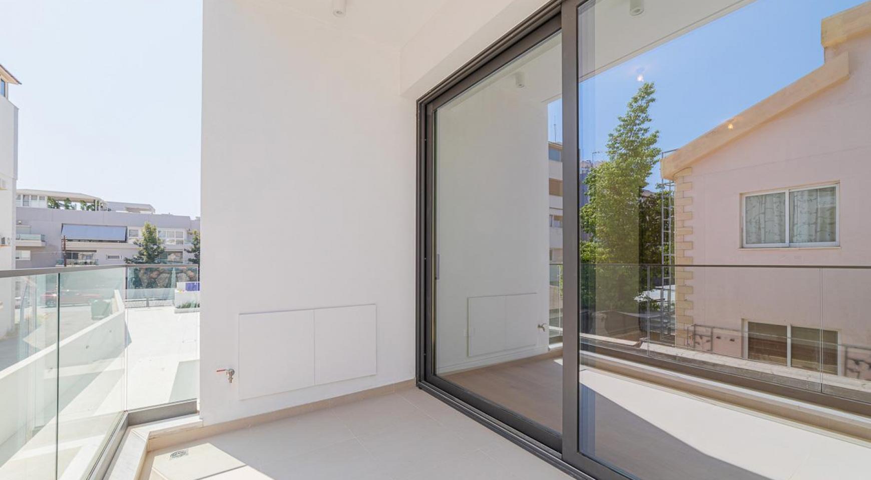 Malibu Residence. Modern One Bedroom Apartment 101 in Potamos Germasogeia - 36