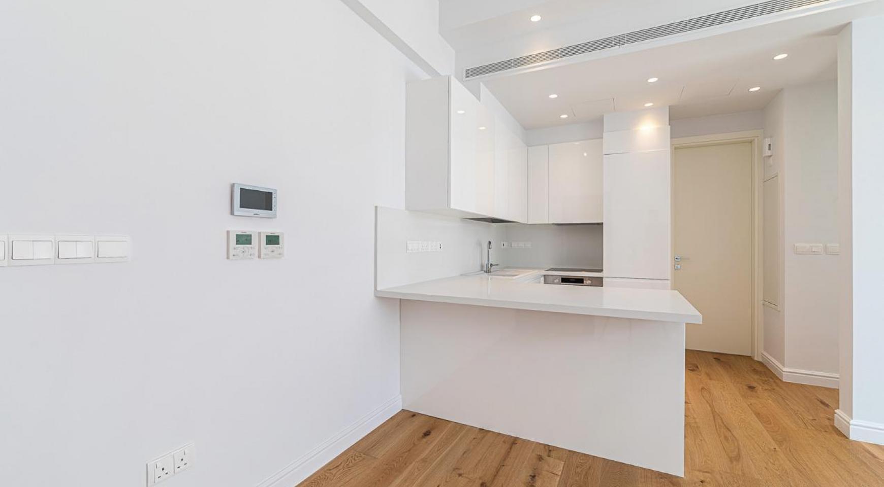 Malibu Residence. Modern One Bedroom Apartment 101 in Potamos Germasogeia - 22