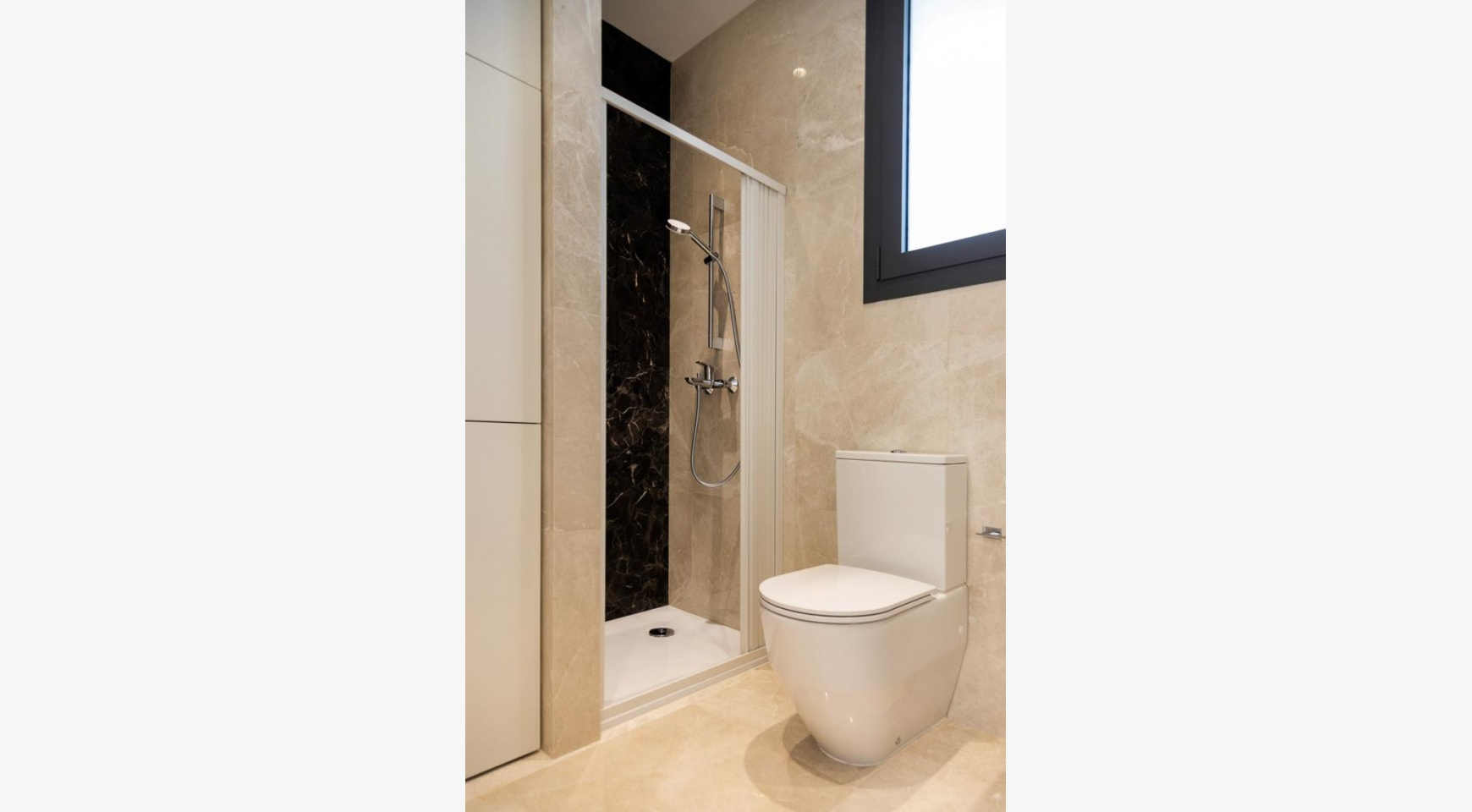 Malibu Residence. Modern One Bedroom Apartment 101 in Potamos Germasogeia - 44