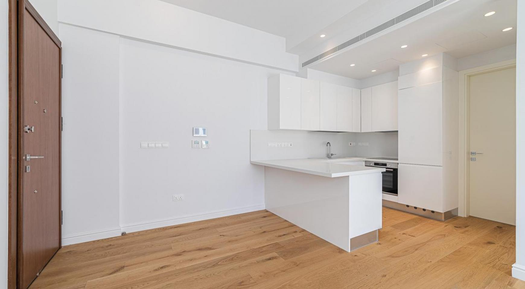 Malibu Residence. Modern One Bedroom Apartment 101 in Potamos Germasogeia - 24