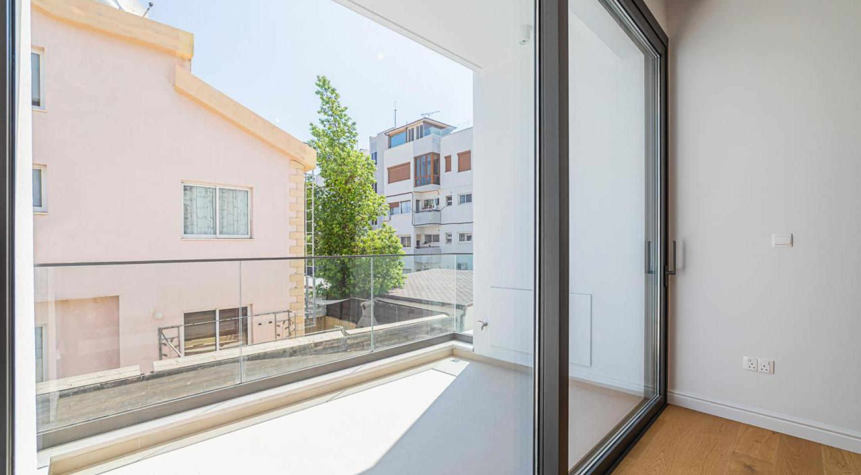 Malibu Residence. Modern One Bedroom Apartment 101 in Potamos Germasogeia - 33