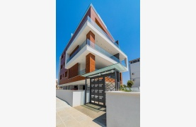 Malibu Residence. Modern One Bedroom Apartment 101 in Potamos Germasogeia - 55