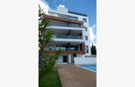 Malibu Residence. Modern One Bedroom Apartment 101 in Potamos Germasogeia - 94