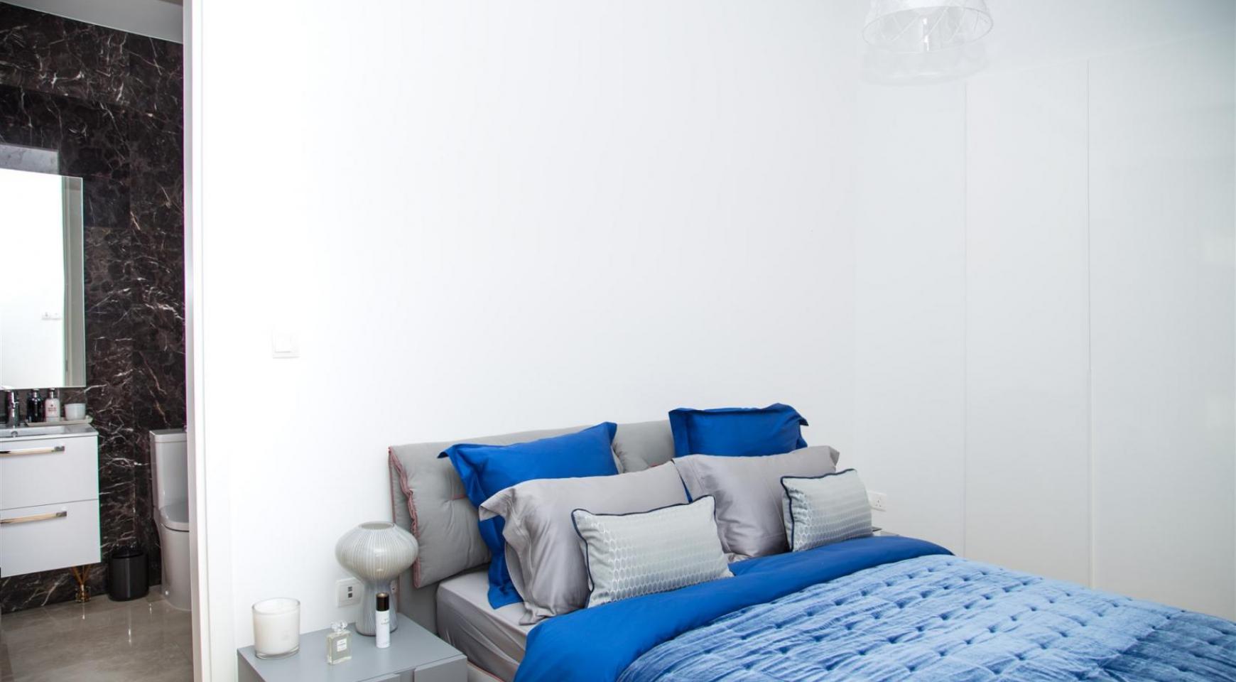 Malibu Residence. Modern 2 Bedroom Apartment 104 in Potamos Germasogeia - 24
