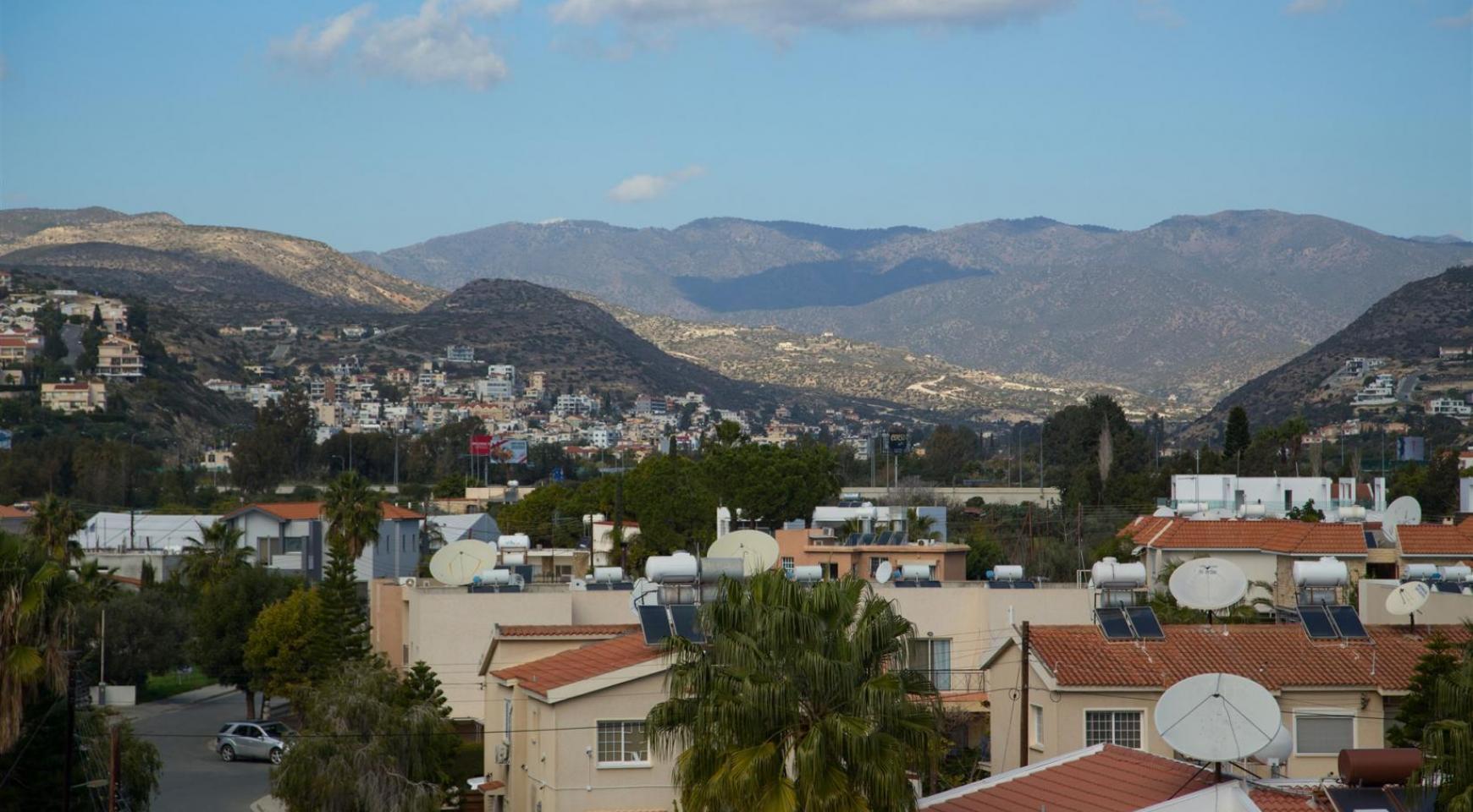 Malibu Residence. Modern 2 Bedroom Apartment 104 in Potamos Germasogeia - 34