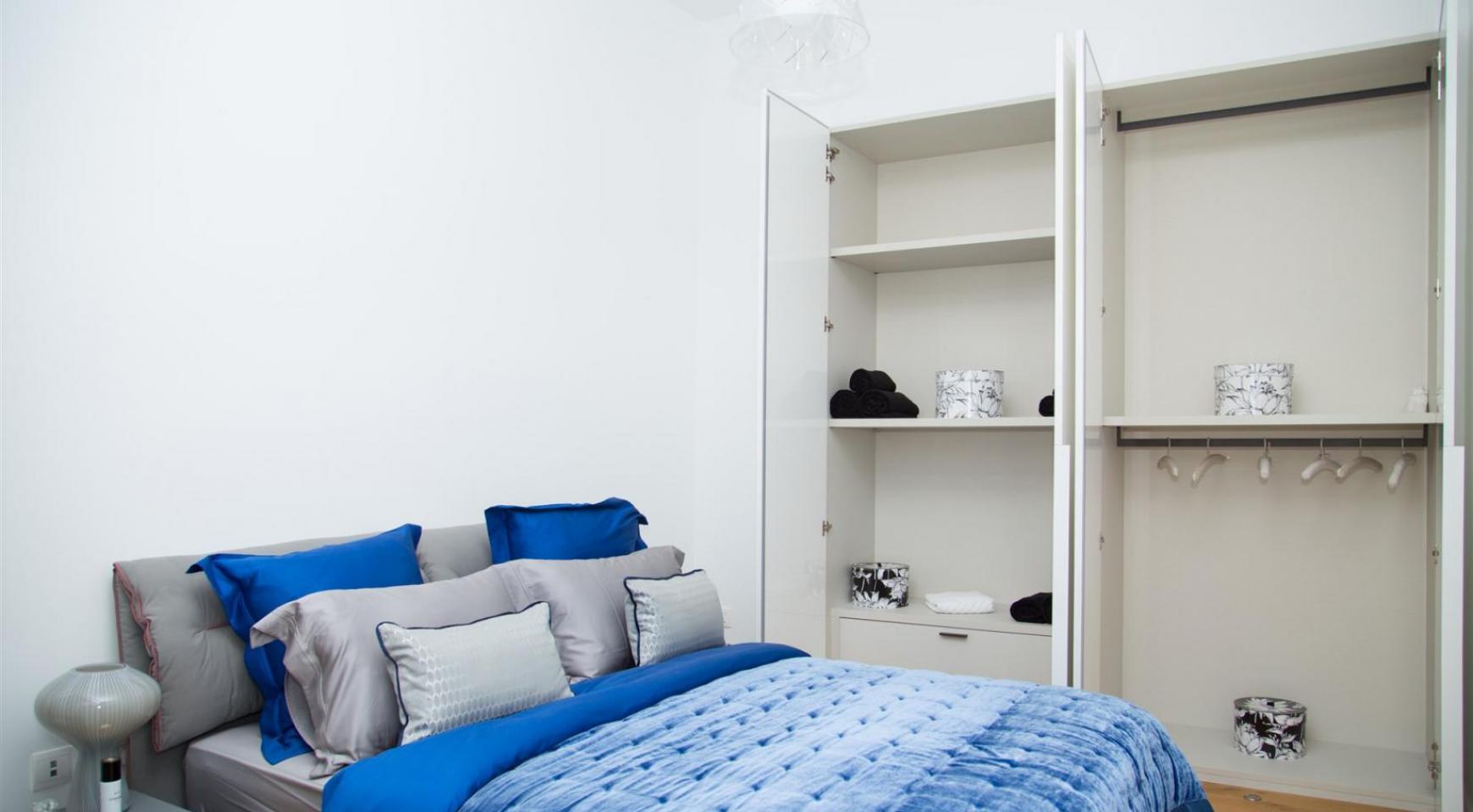 Malibu Residence. Contemporary 2 Bedroom Apartment 201 in Potamos Germasogeia - 24