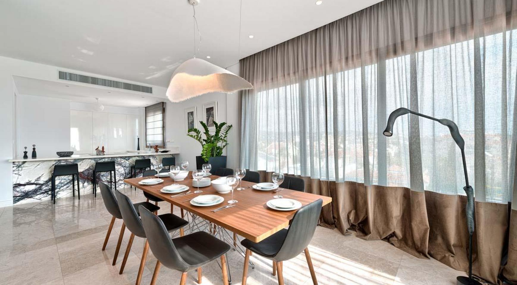 Malibu Residence. Contemporary 2 Bedroom Apartment 201 in Potamos Germasogeia - 10