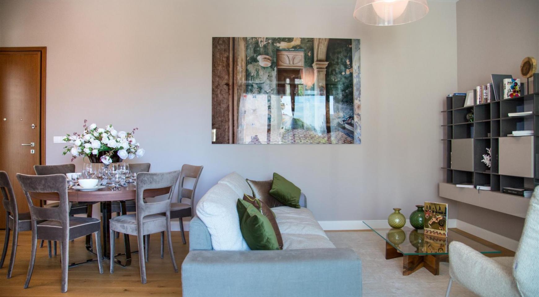 Malibu Residence. Contemporary 2 Bedroom Apartment 201 in Potamos Germasogeia - 16