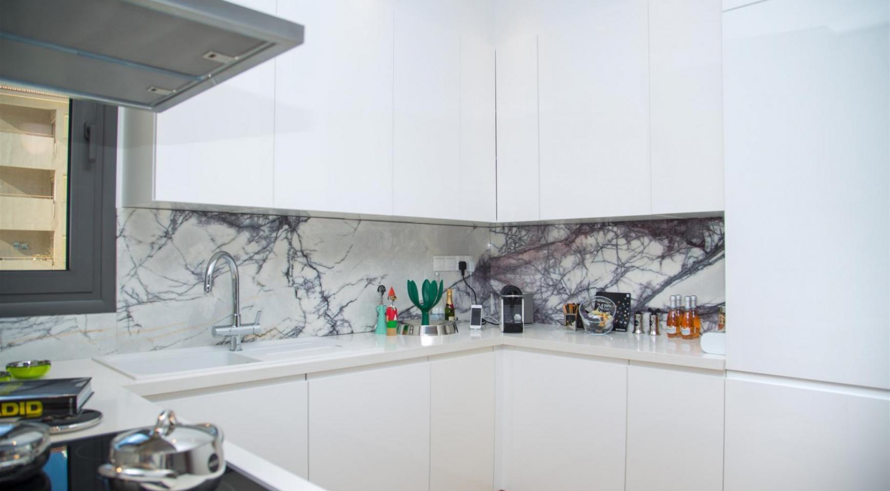 Malibu Residence. Contemporary 2 Bedroom Apartment 201 in Potamos Germasogeia - 19