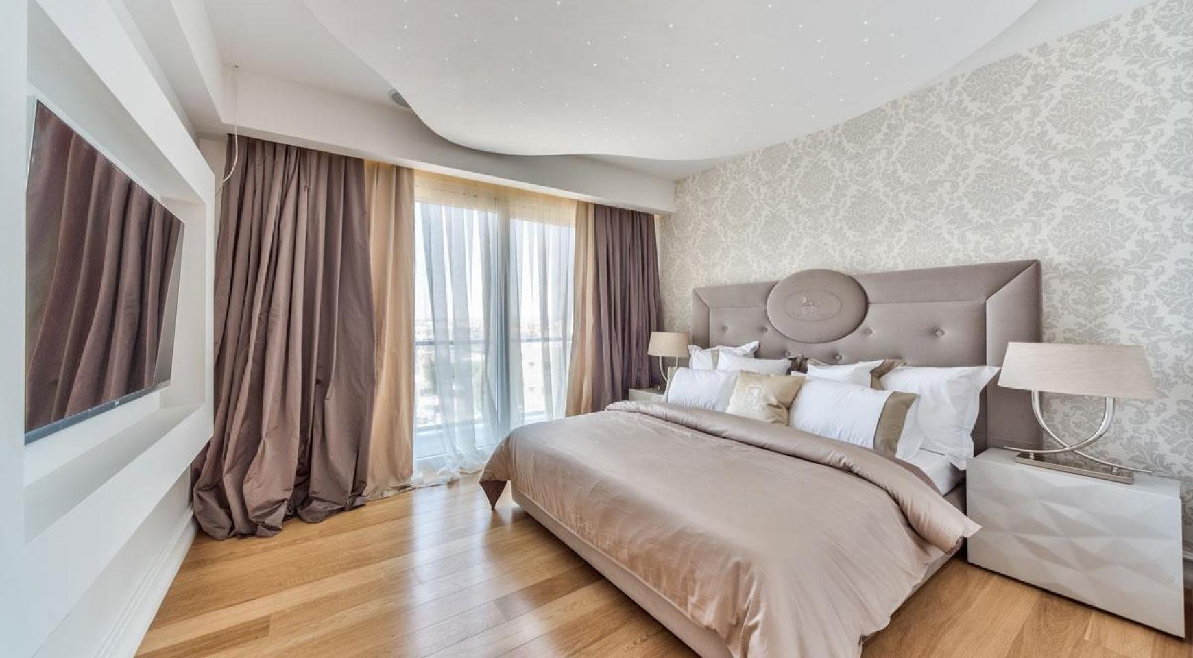 Malibu Residence. Contemporary 2 Bedroom Apartment 201 in Potamos Germasogeia - 15