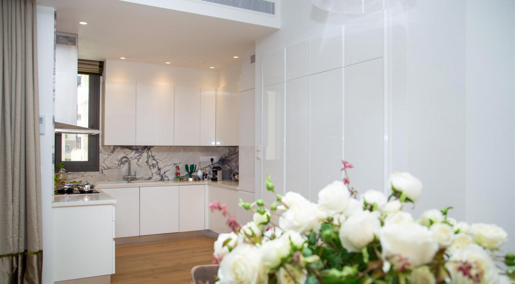 Malibu Residence. Contemporary 2 Bedroom Apartment 201 in Potamos Germasogeia - 21