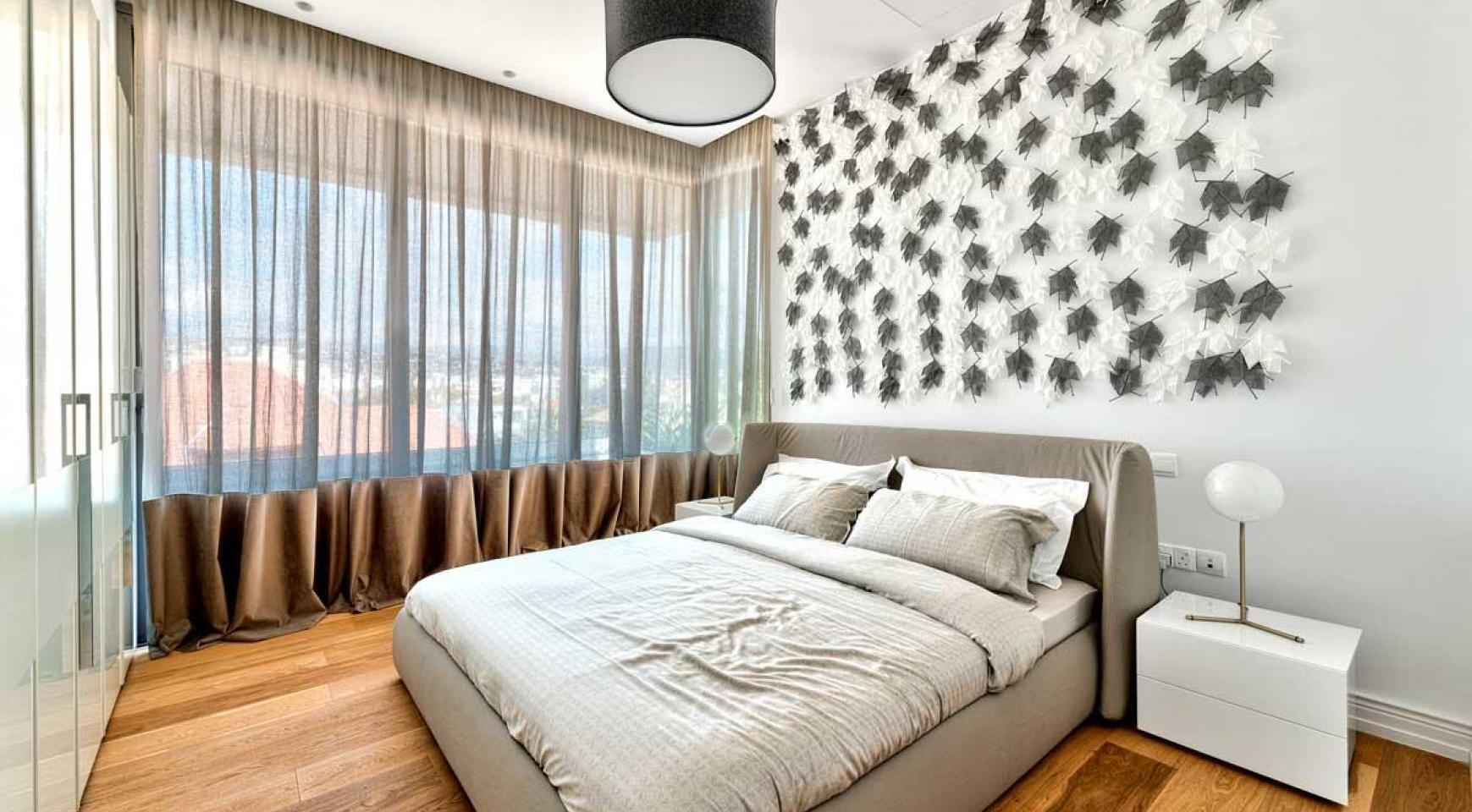 Malibu Residence. Contemporary 2 Bedroom Apartment 201 in Potamos Germasogeia - 14