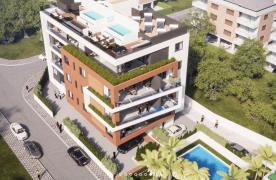 Malibu Residence. Contemporary 2 Bedroom Apartment 201 in Potamos Germasogeia - 37