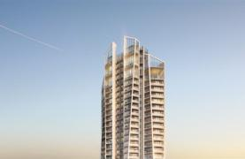 Sky Tower. Μοντέρνο ευρύχωρο διαμέρισμα ενός υπνοδωματίου με θέα στην θάλασσα - 12