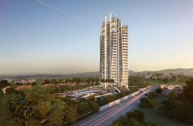 Sky Tower. Μοντέρνο ευρύχωρο διαμέρισμα ενός υπνοδωματίου με θέα στην θάλασσα - 10