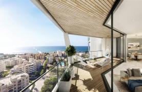 Sky Tower. Μοντέρνο ευρύχωρο διαμέρισμα ενός υπνοδωματίου με θέα στην θάλασσα - 14