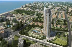 Sky Tower. Μοντέρνο ευρύχωρο διαμέρισμα ενός υπνοδωματίου με θέα στην θάλασσα - 15