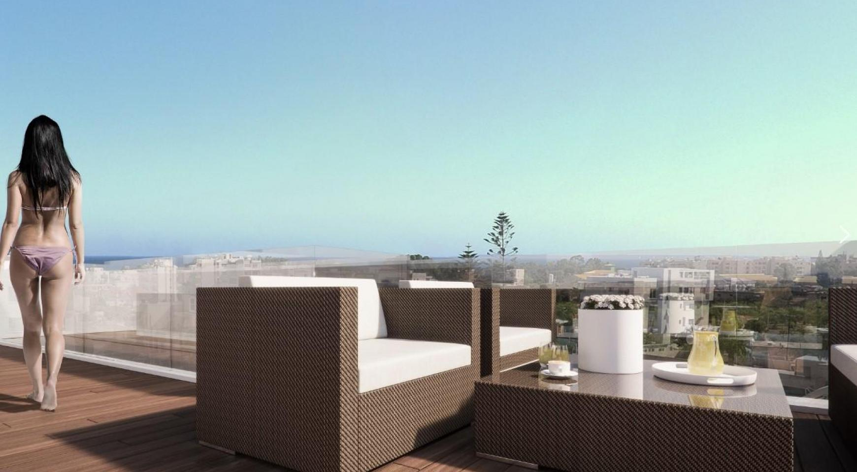 Malibu Residence. Modern 3 Bedroom Apartment 103 in Potamos Germasogeias Area - 7
