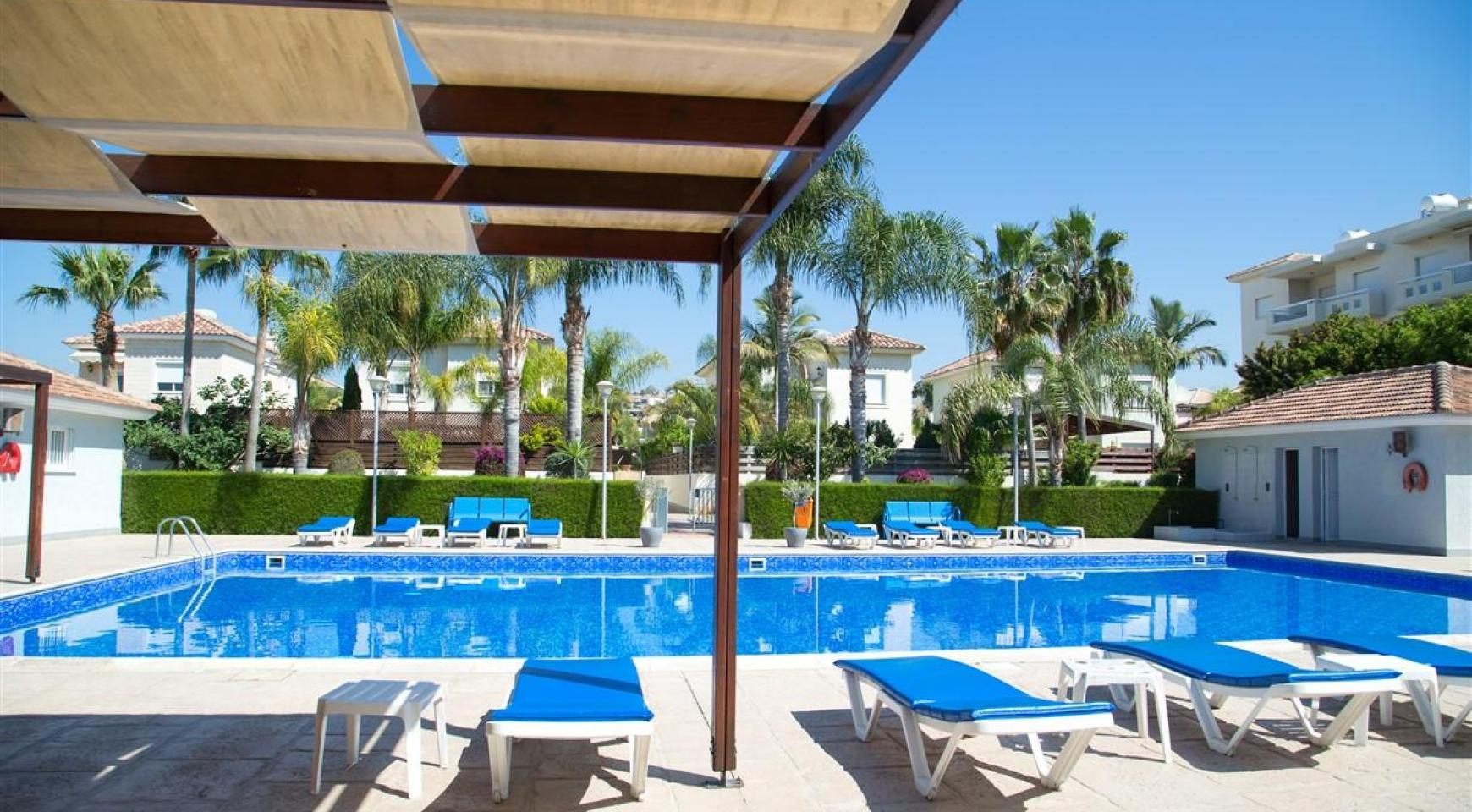 Luxury 2 Bedroom Apartment Mesogios Iris 304 in the Tourist area near the Beach - 31