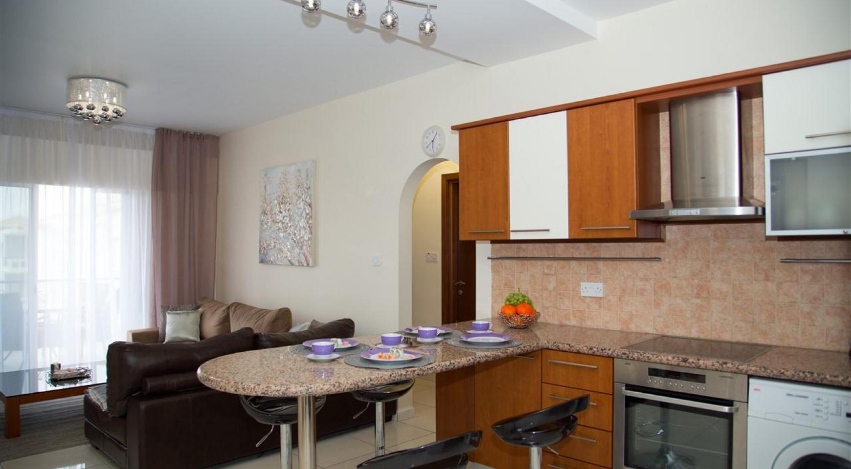 Luxury 2 Bedroom Apartment Mesogios Iris 304 in the Tourist area near the Beach - 9