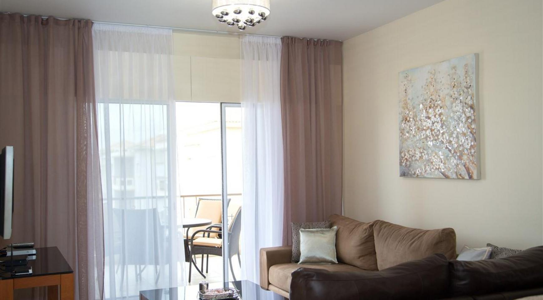 Luxury 2 Bedroom Apartment Mesogios Iris 304 in the Tourist area near the Beach - 1