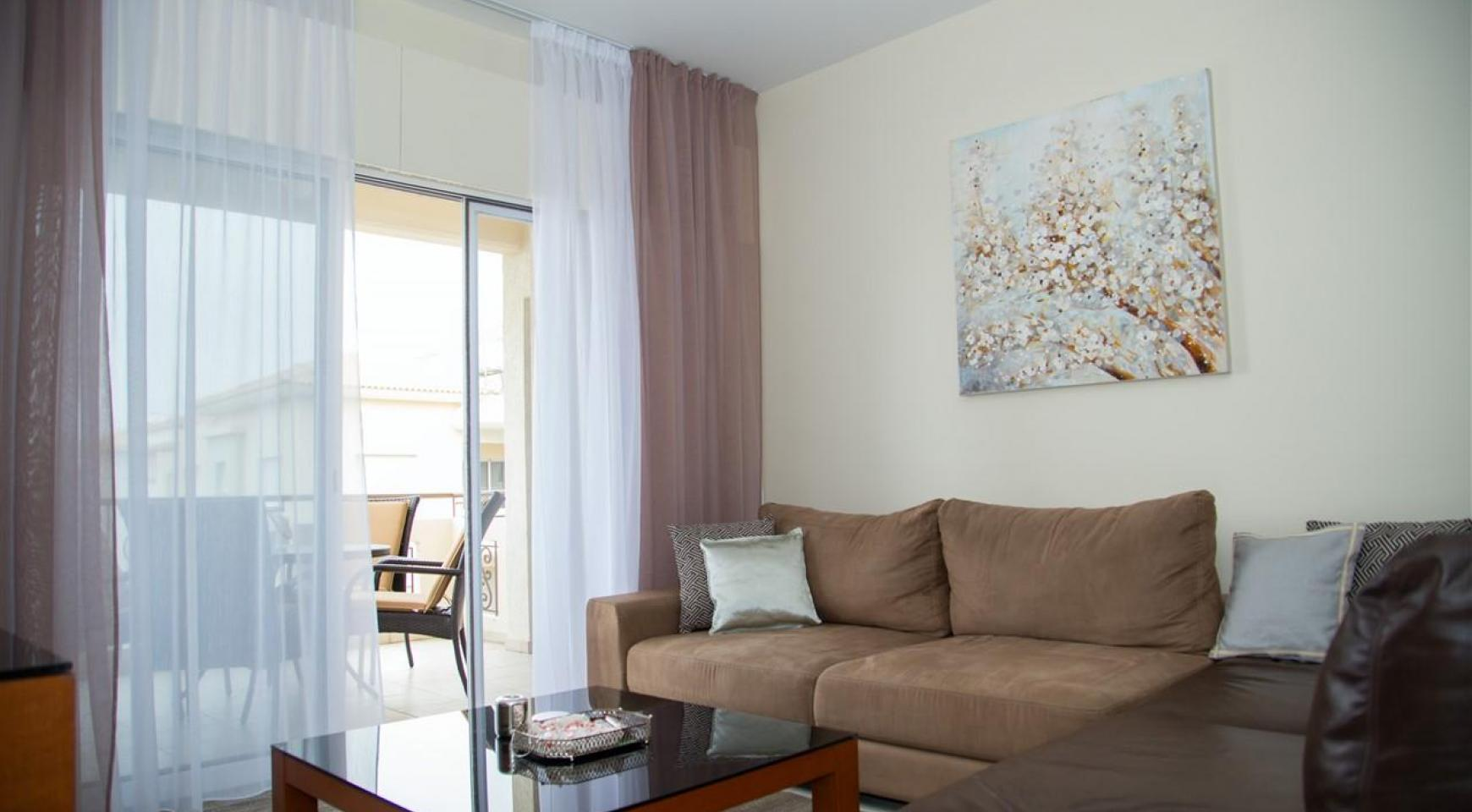Luxury 2 Bedroom Apartment Mesogios Iris 304 in the Tourist area near the Beach - 3