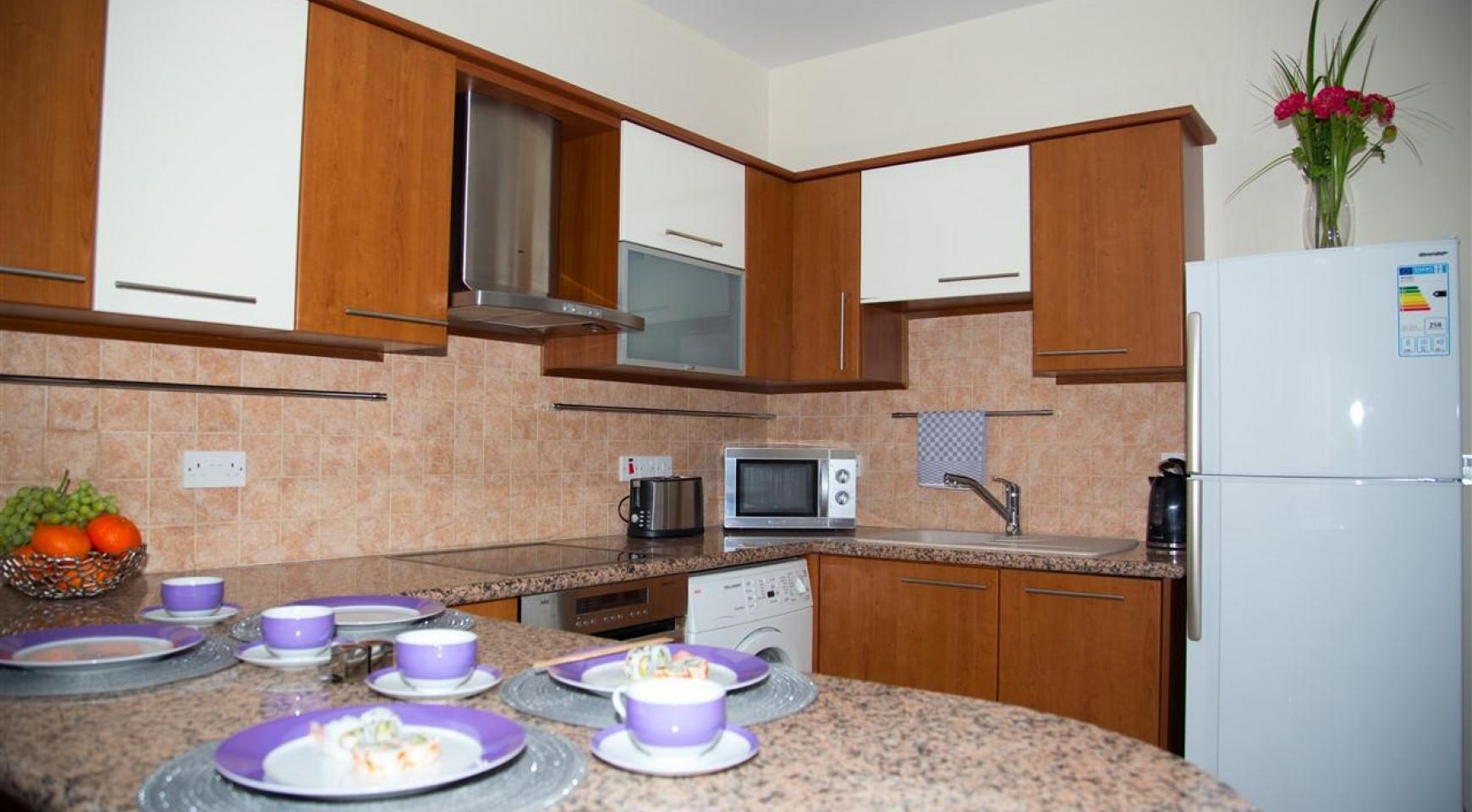 Luxury 2 Bedroom Apartment Mesogios Iris 304 in the Tourist area near the Beach - 12