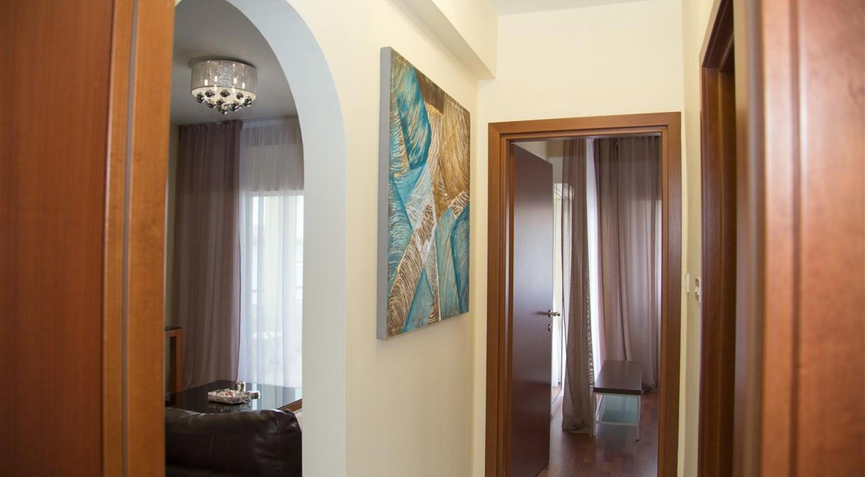 Luxury 2 Bedroom Apartment Mesogios Iris 304 in the Tourist area near the Beach - 13