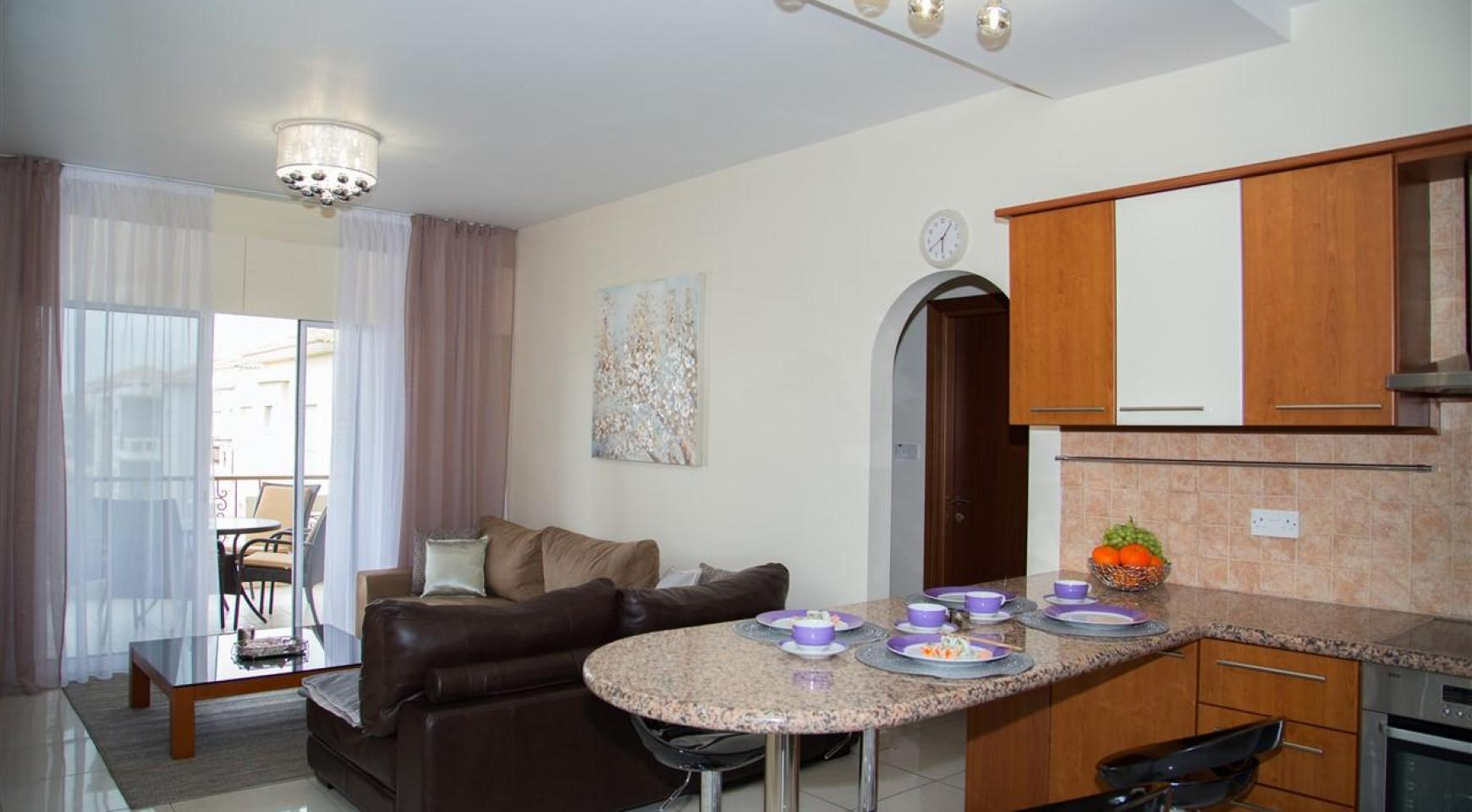Luxury 2 Bedroom Apartment Mesogios Iris 304 in the Tourist area near the Beach - 2