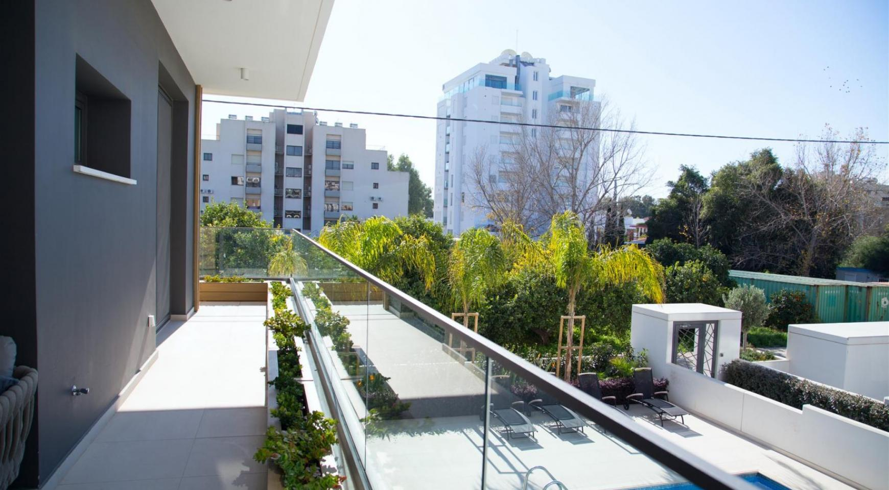Malibu Residence. Modern One Bedroom Apartment 102 in the Tourist Area - 24